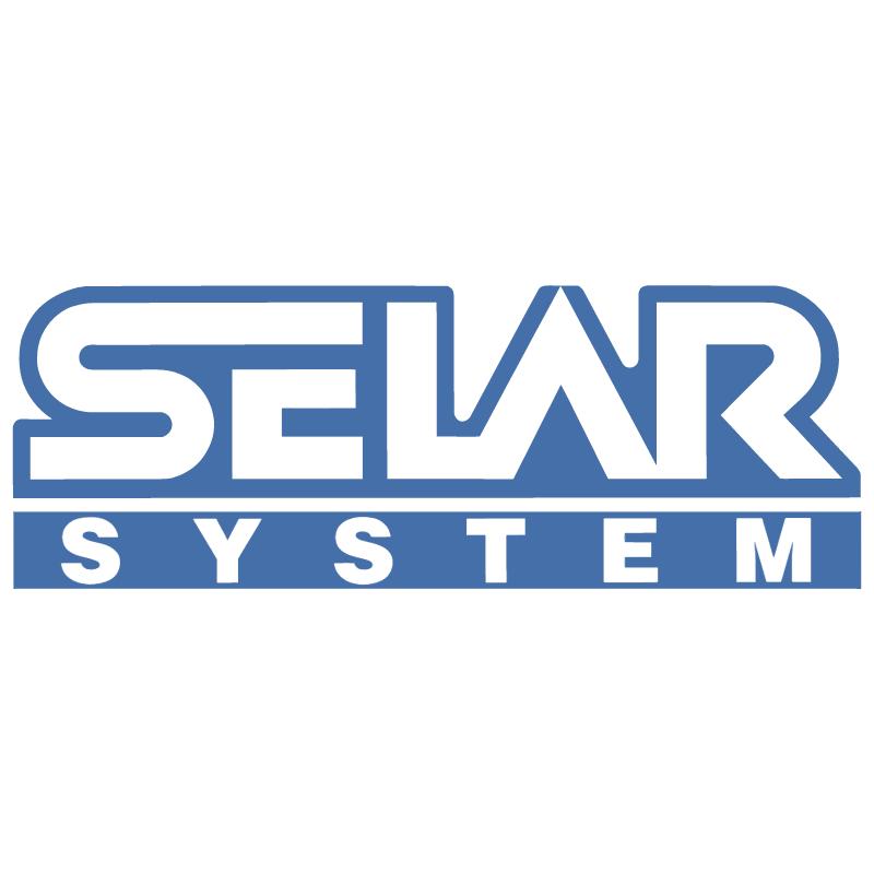 Selar System vector