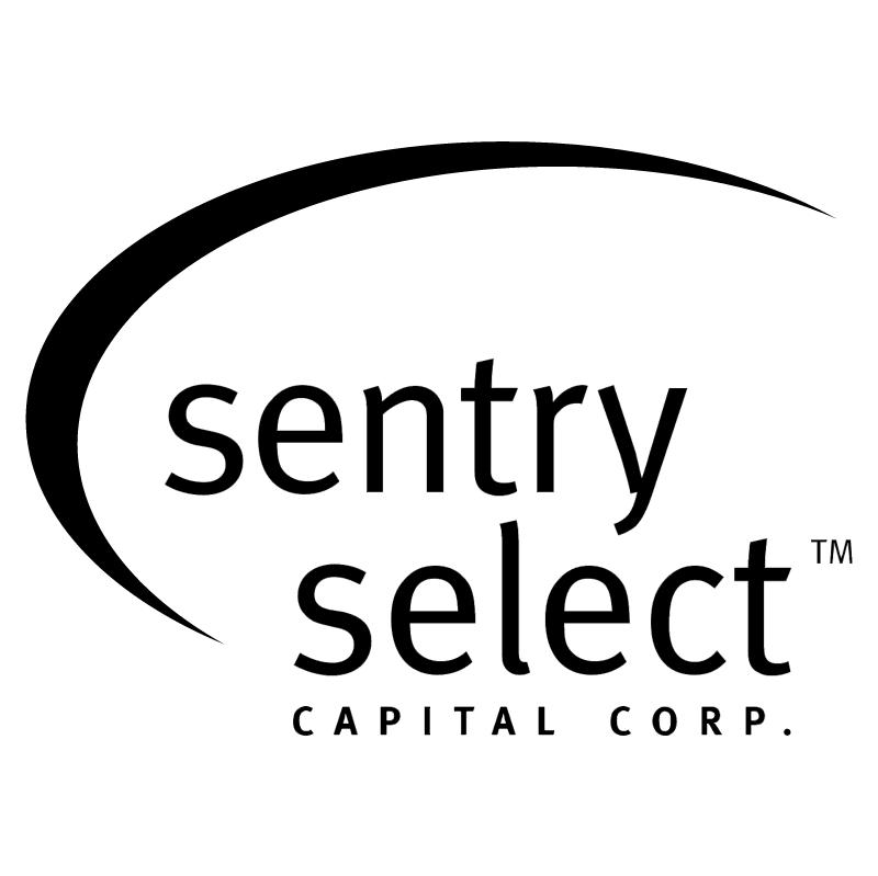 Sentry Select Capital vector logo