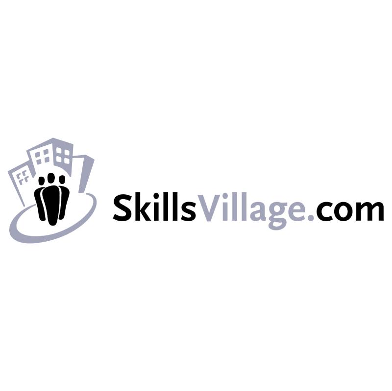SkiilsVillageCom vector