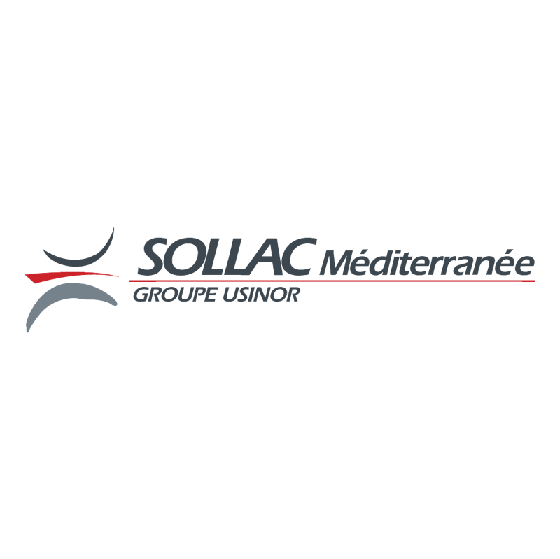 Sollac Mediterranee vector