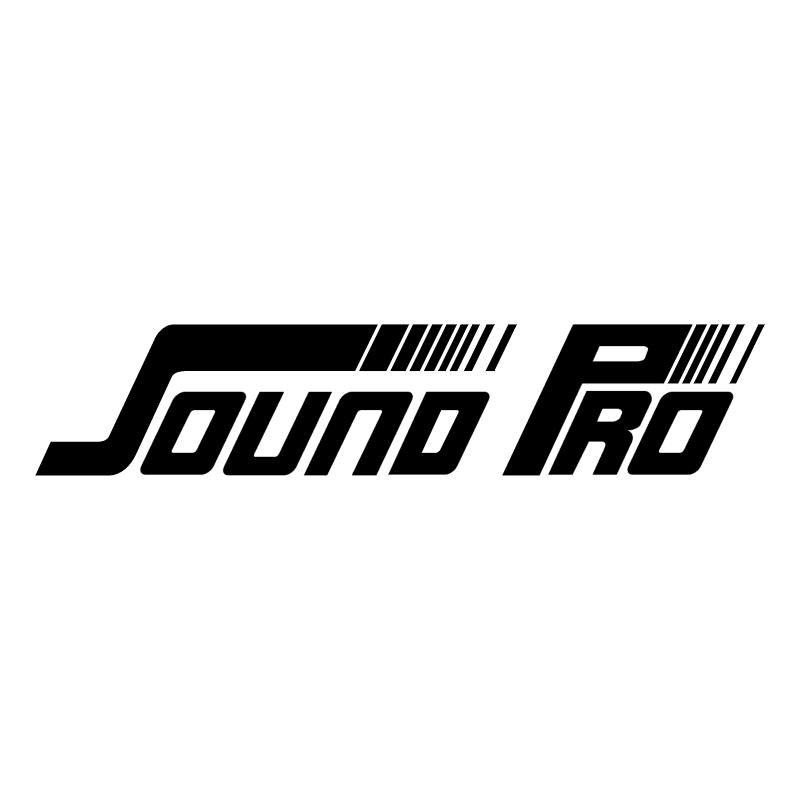 Sound Pro vector