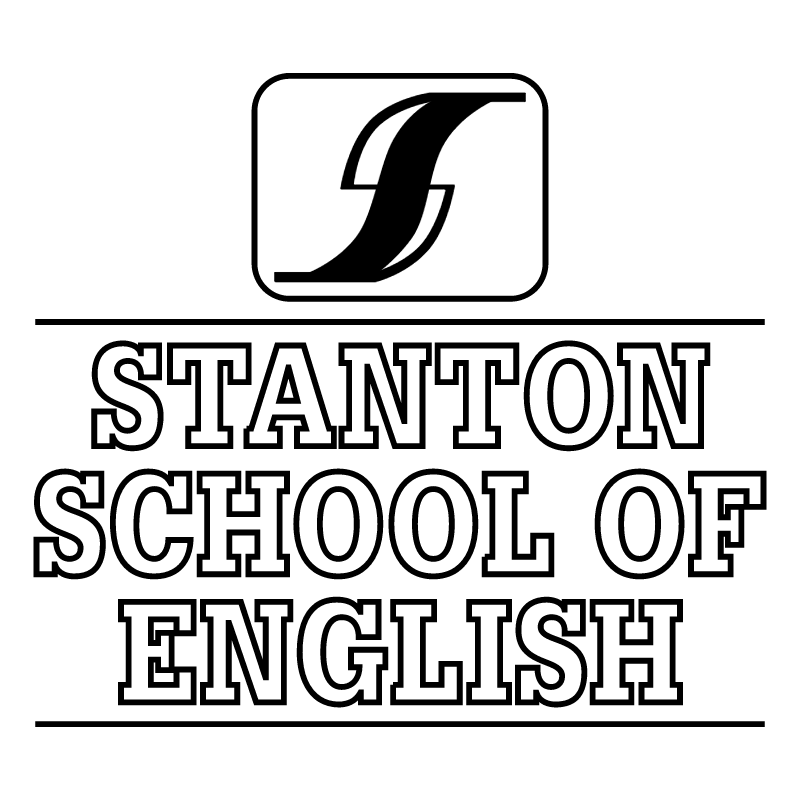 Stanton School Of English vector