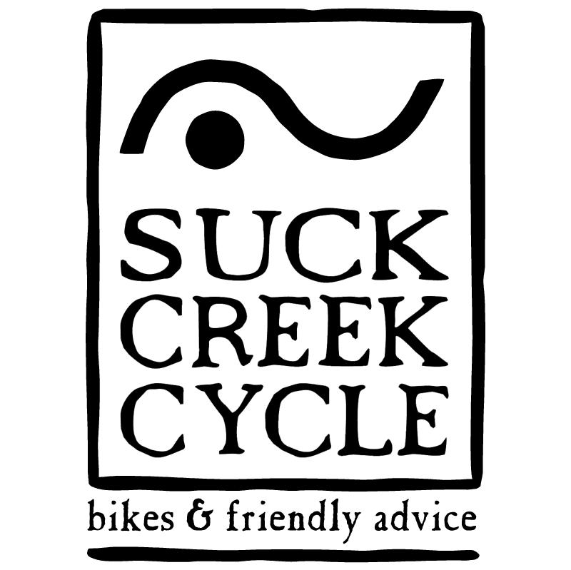 Suck Creek Cycle vector
