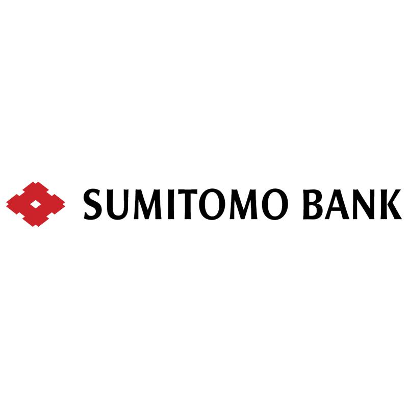 Sumitomo Bank vector