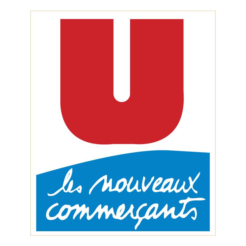 Super U vector logo