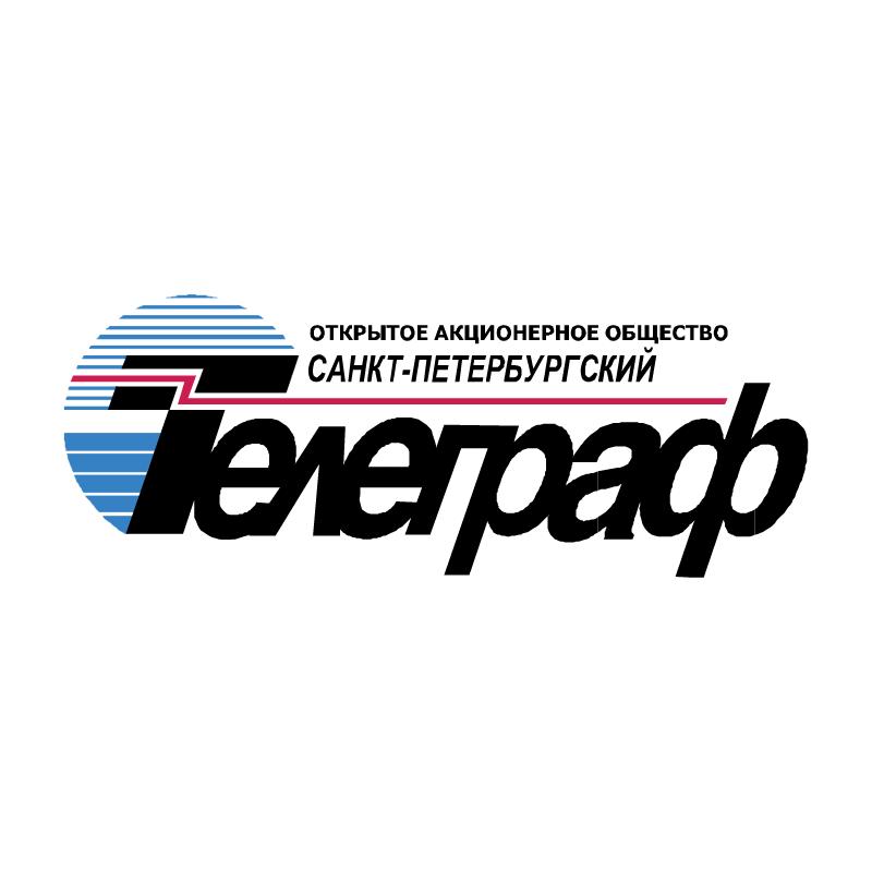 Telegraf Sankt Petersburg vector