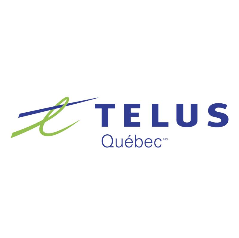 Telus Quebec vector