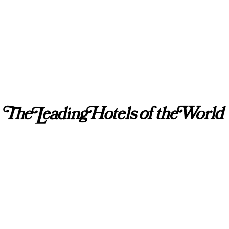 The Leading Hotels of the World vector