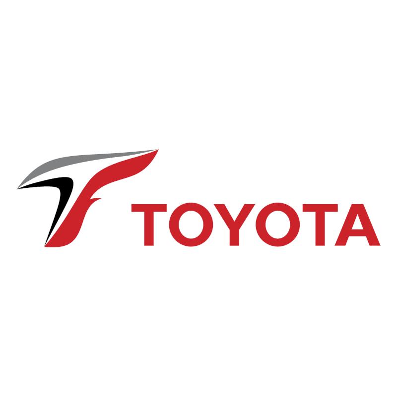 Toyota F1 vector