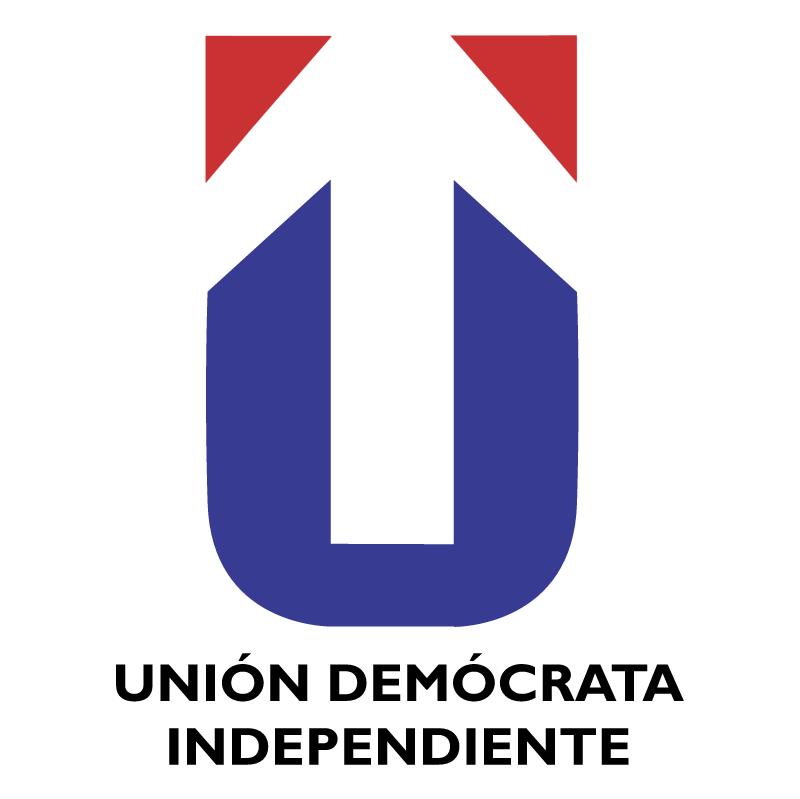 Union Democrata Independiente vector