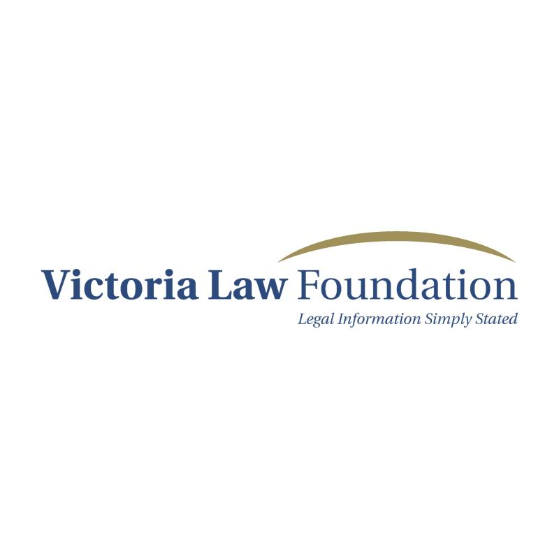 Victoria Law Foundation vector logo
