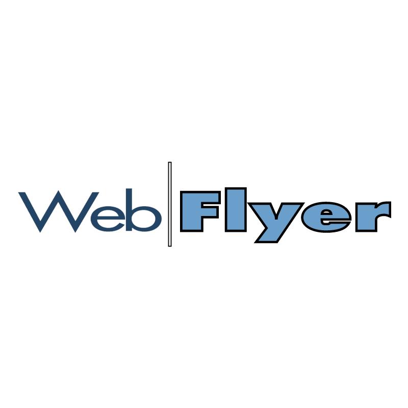 WebFlyer vector logo
