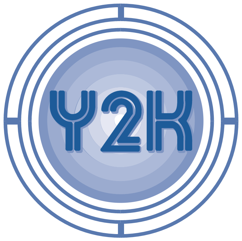 Y2K vector