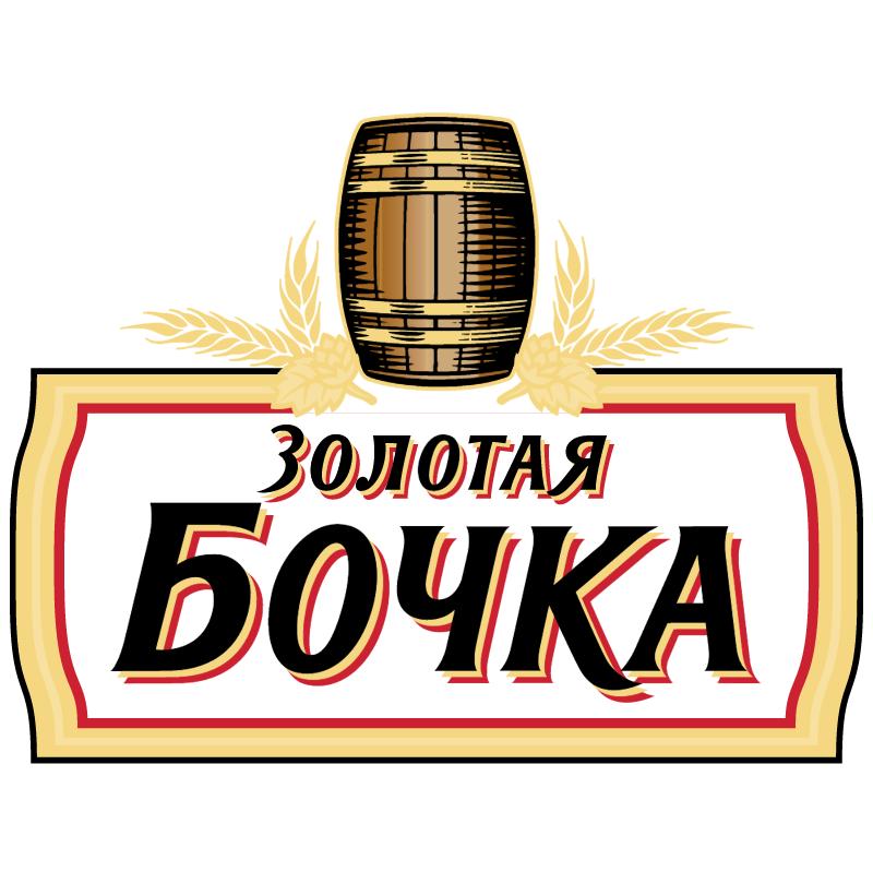 Zolotaya Bochka vector logo