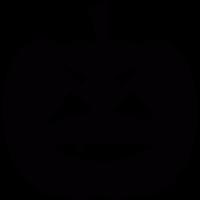 Fright Pumpkin vector