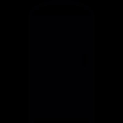 Door variant vector logo