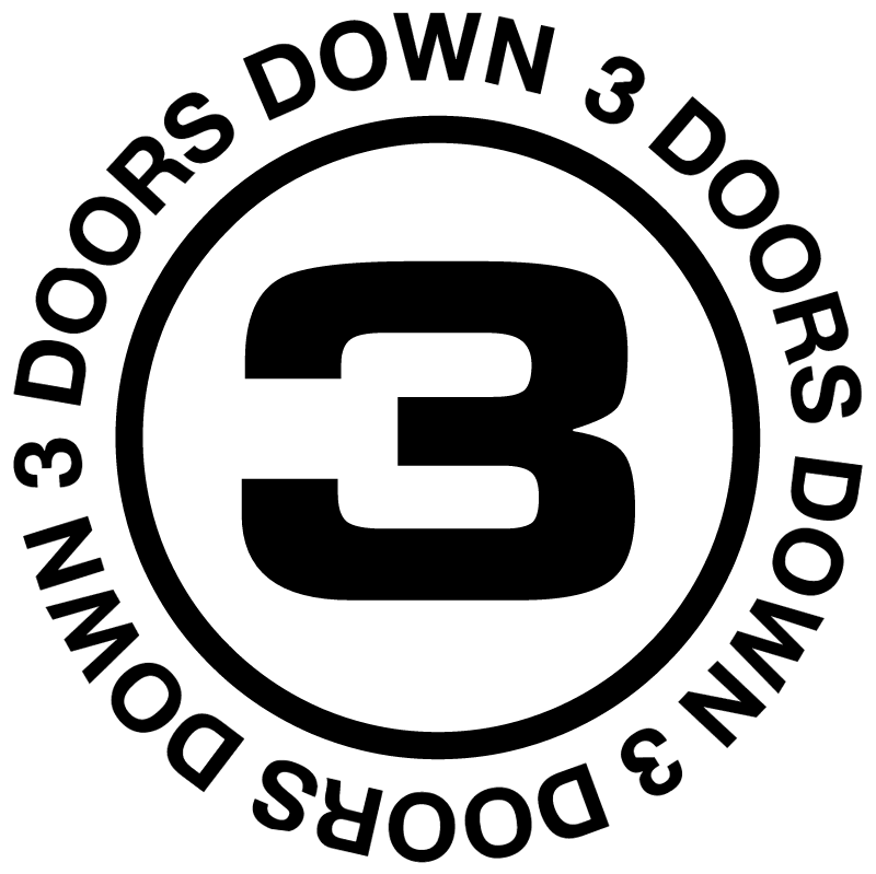 3 Doors Down vector