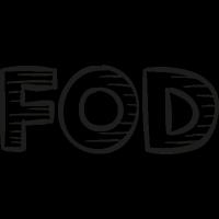 Fod Draw Logo vector