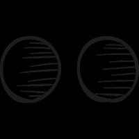 Flickr logo vector