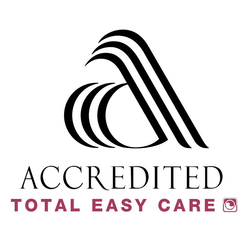 Accredited vector logo