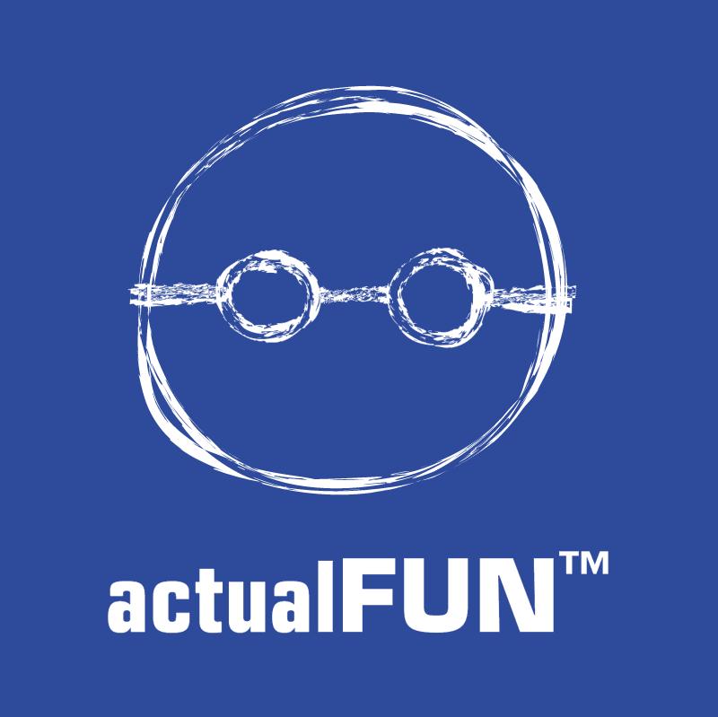 actualFUN vector logo