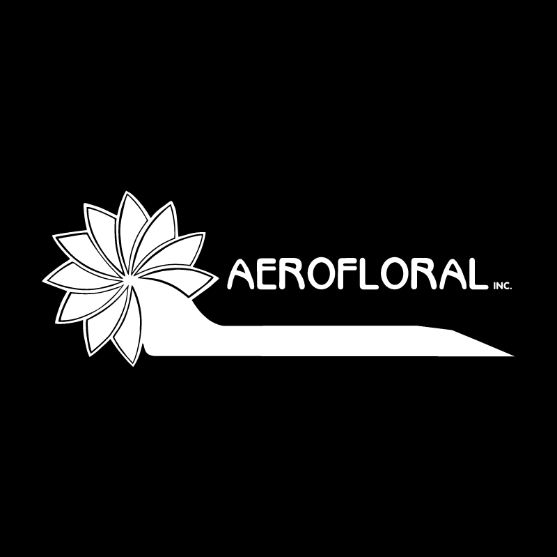 Aero Floral, Inc vector