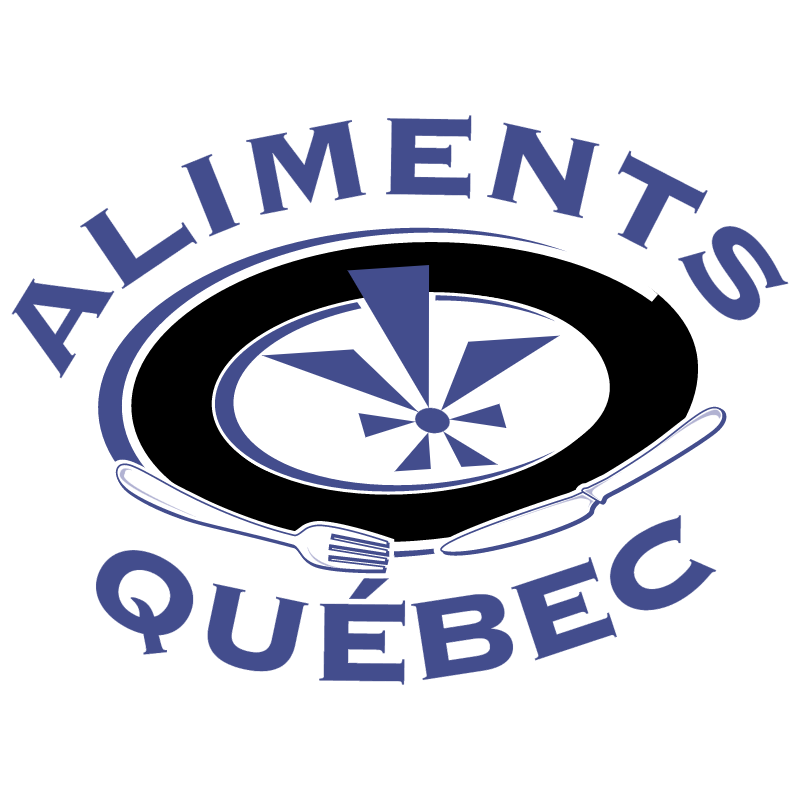 Aliments Quebec vector