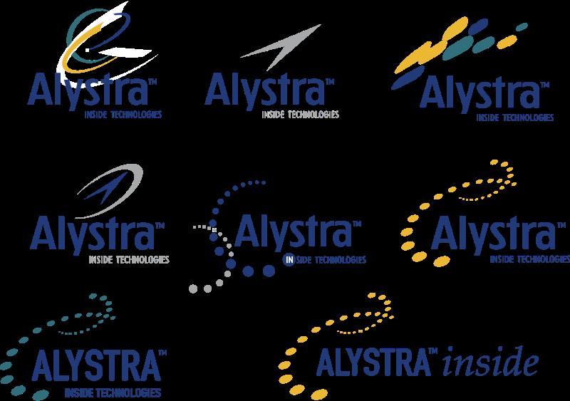 Alystra Inside Technologies vector