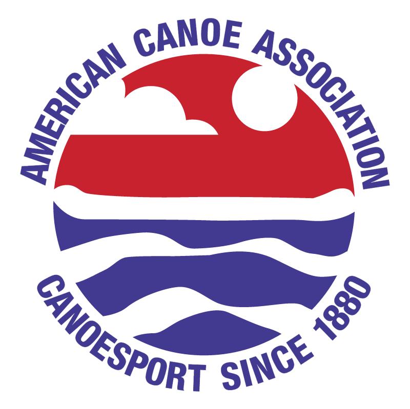 American Canoe Association 71898 vector