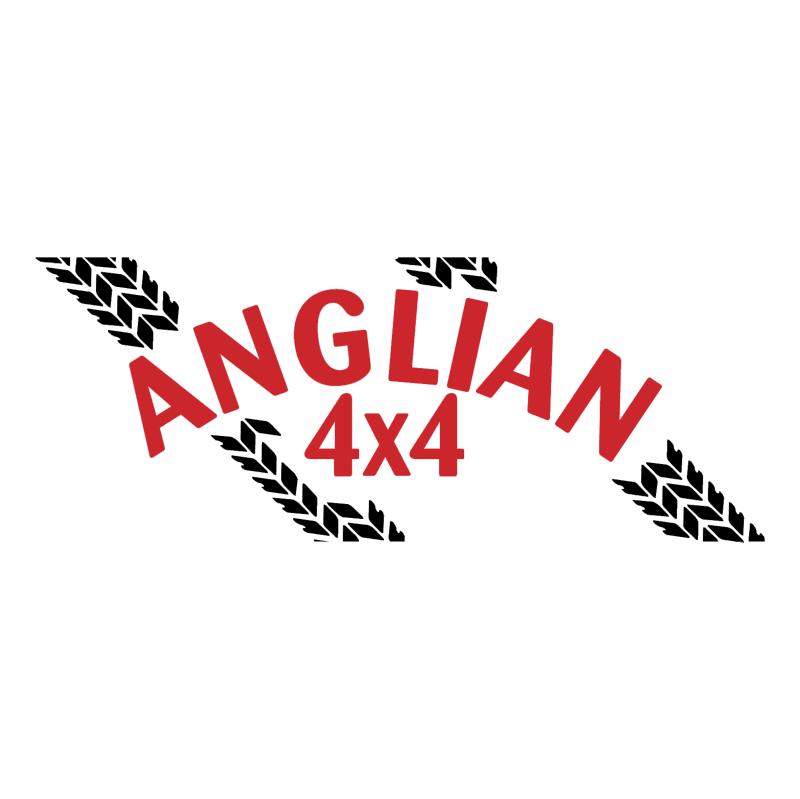 Anglian 4×4 vector