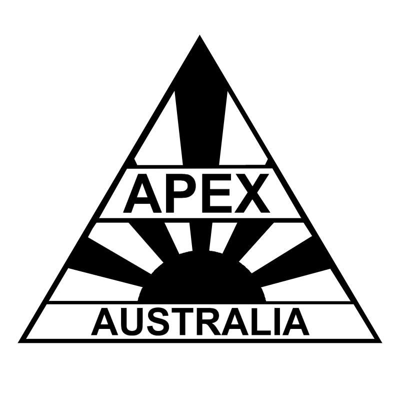 Apex Australia vector