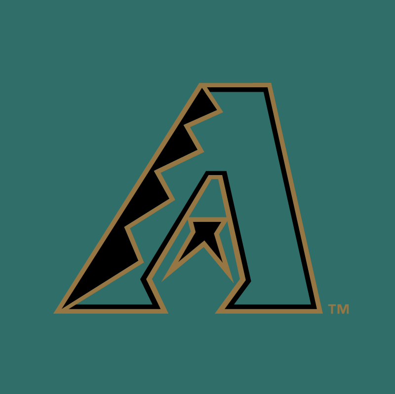 Arizona Diamond Backs 73330 vector