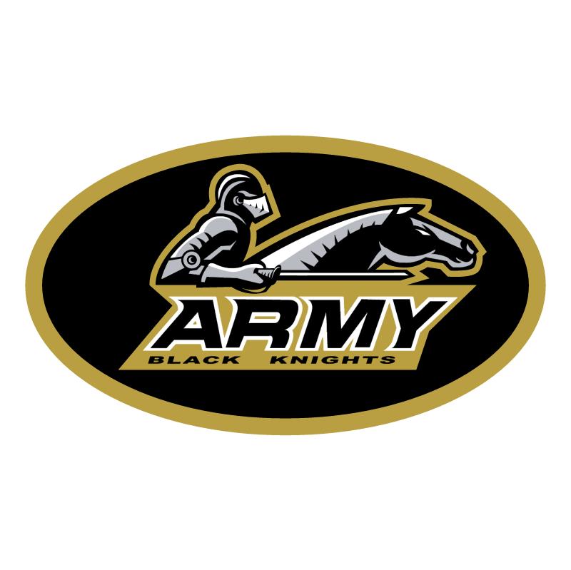 Army Black Knights vector