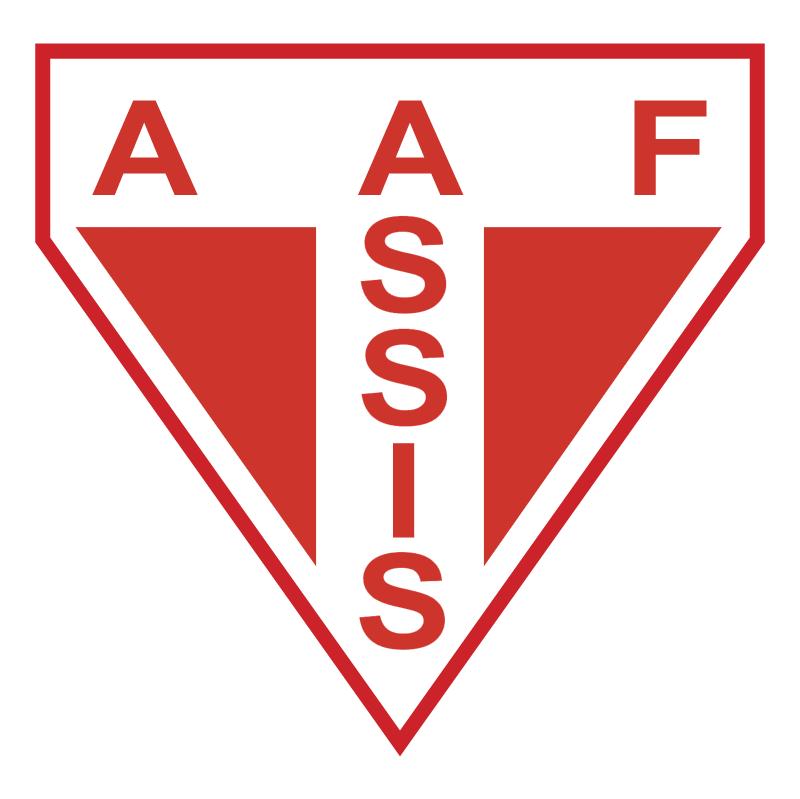 Associacao Atletica Ferroviaria de Assis SP vector