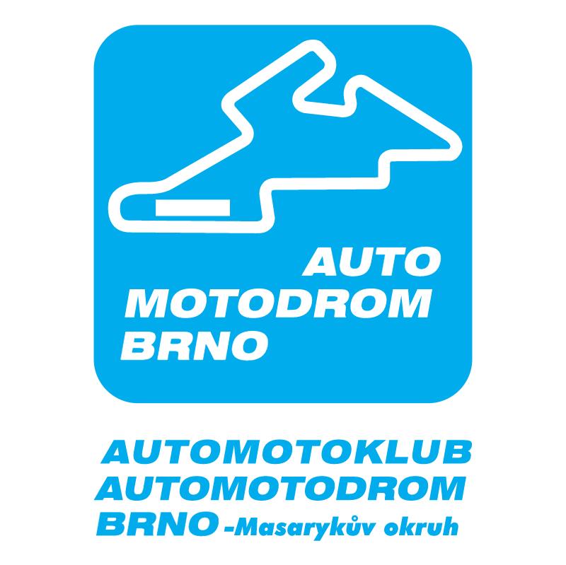 Automotodrom Brno vector