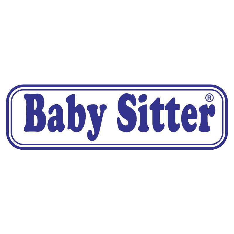 Baby Sitter vector