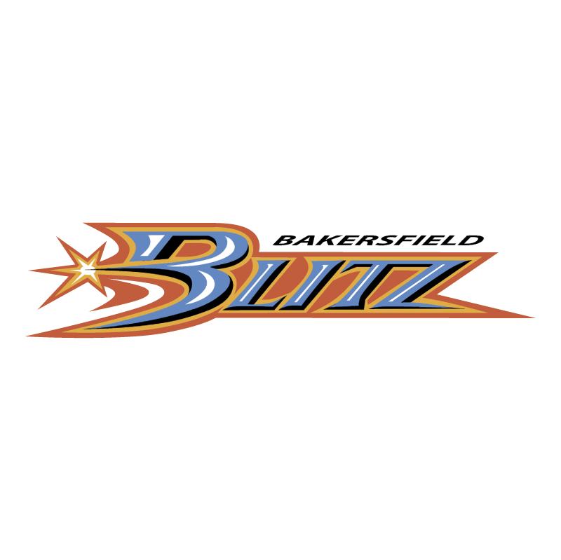 Bakersfield Blitz vector