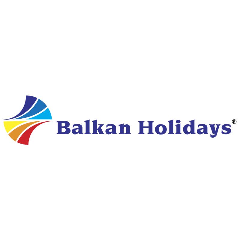 Balkan Holidays 9390 vector