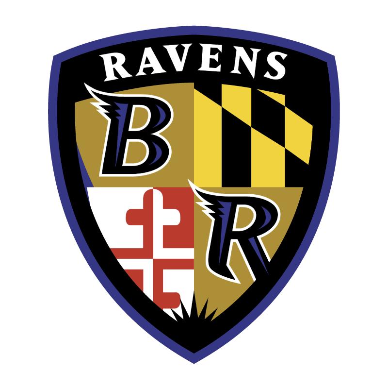 Baltimore Ravens 43086 vector