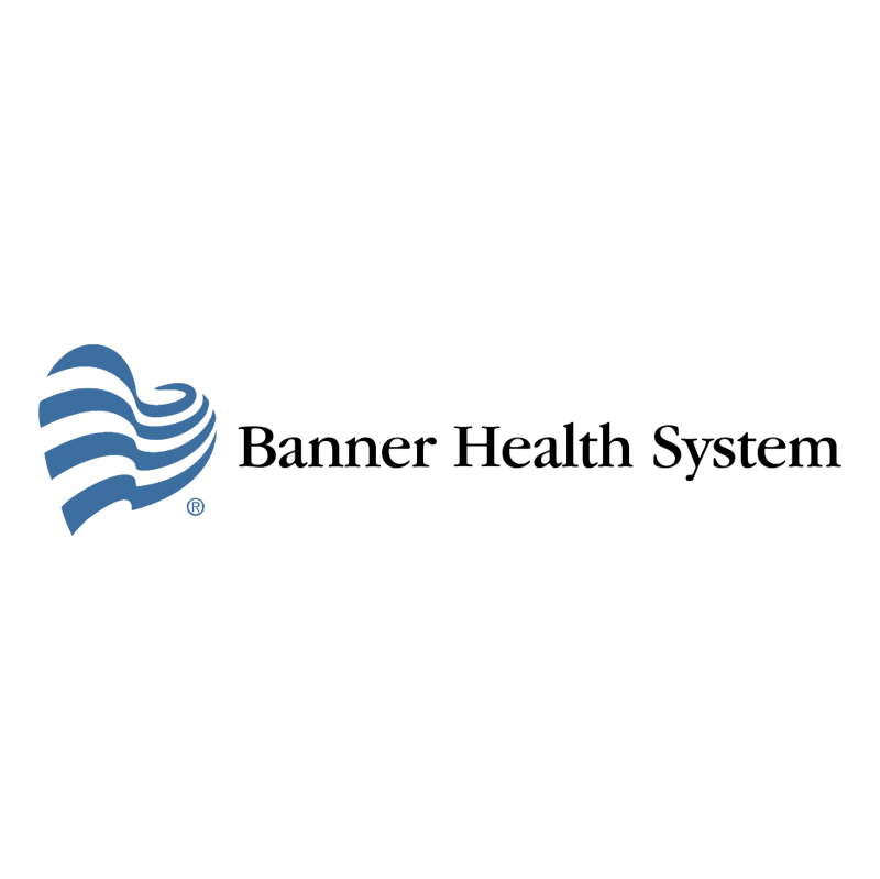 Banner Health System 54165 vector