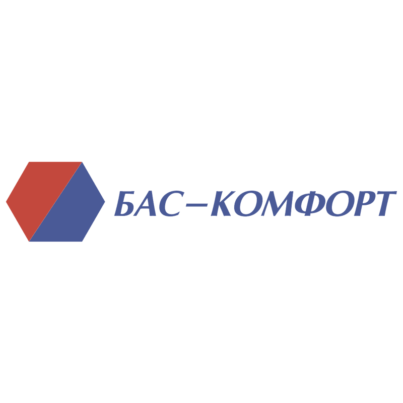 Bas Comfort 8894 vector logo