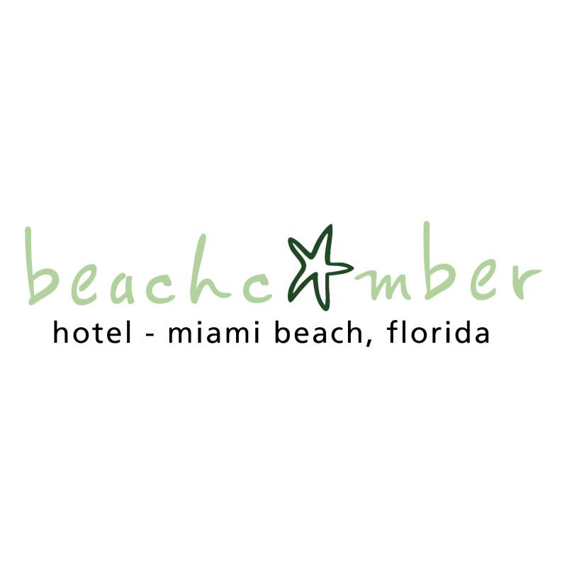 Beachcomber Hotel vector