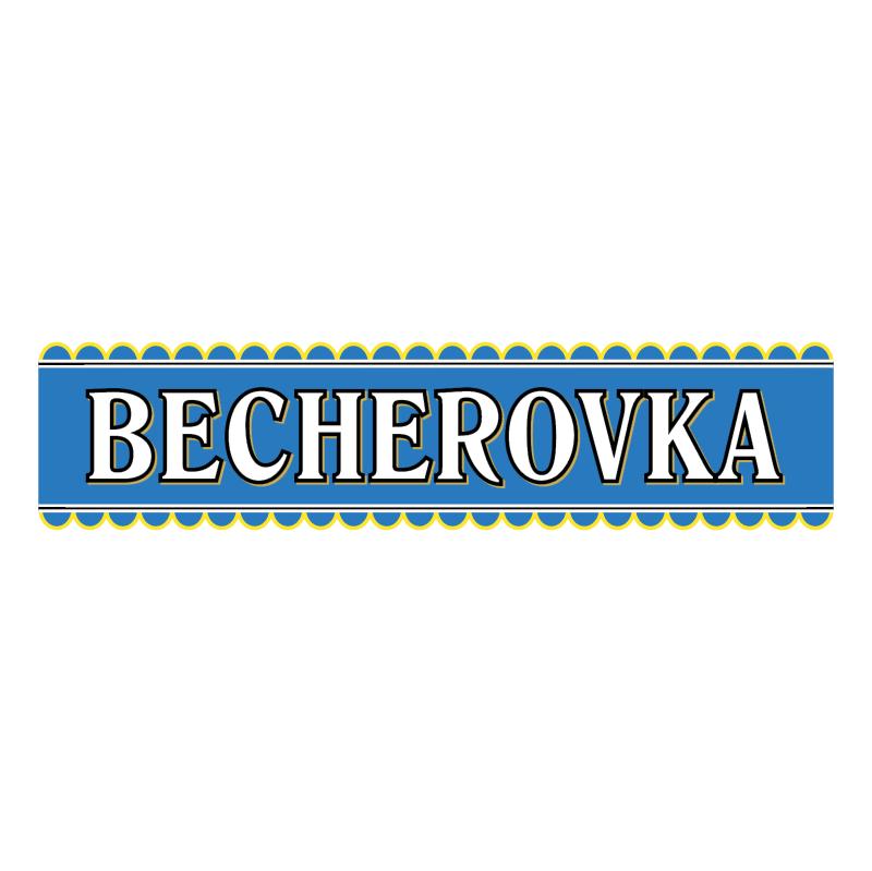 Becherovka vector