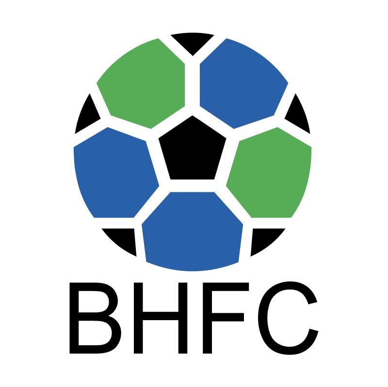Belo Horizonte Futebol Clube de Belo Horizonte MG 79654 vector