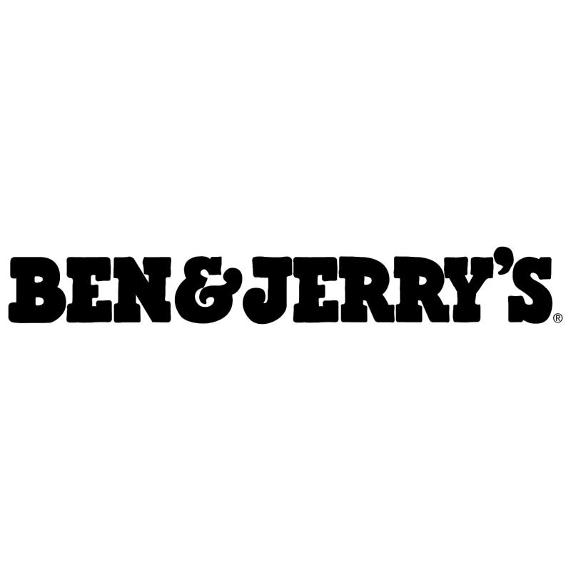 Ben & Jerry's vector