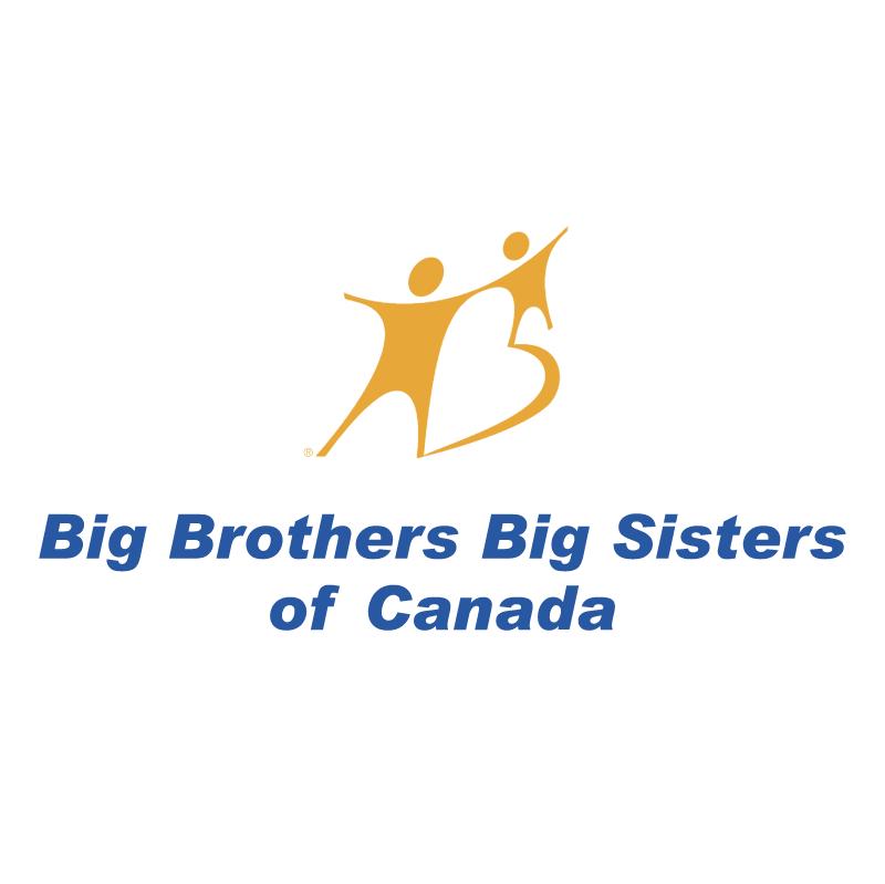 Big Brothers Big Sisters of Canada vector