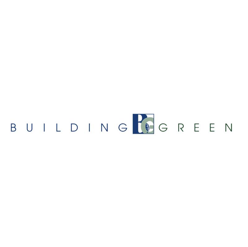 Building Green vector