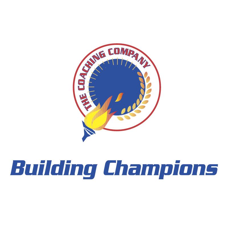 Buildinghis Champions vector logo