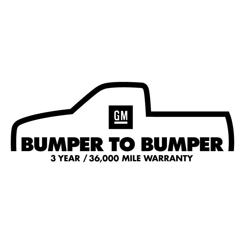 Bumper To Bumper 56882 vector