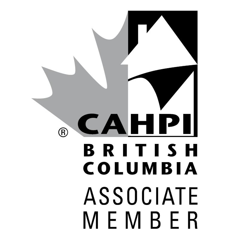 CAHPI British Columbia vector
